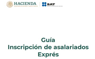 Guía Inscripción De Asalariados Exprés Y Con CURP